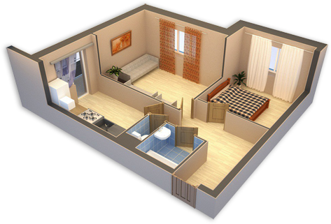 Перепланировка квартиры в Ростове-на-Дону: как узаконить